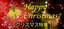 クリスマスシーズン特集 / レンタルで便利にイベント運営!