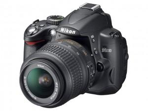 一眼レフ デジタル Nikon D5000