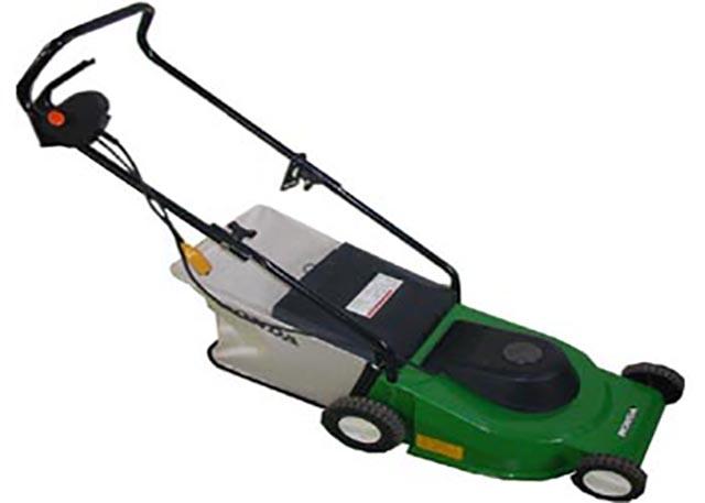 電気芝刈機
