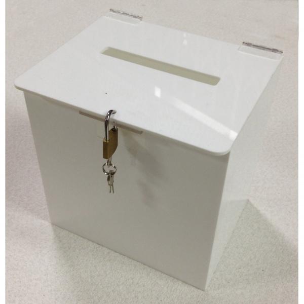 募金箱・アンケートボックス