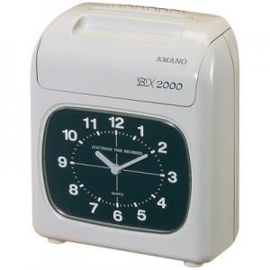 タイムレコーダー アマノ BX2000